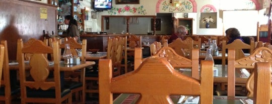 Celia's Mexican Restaurant - Lafayette is one of สถานที่ที่บันทึกไว้ของ Karim.