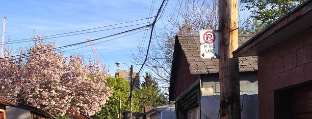 Beaconsfield Village is one of Toronto Neighbourhoods.