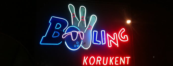 Cosmic Bowling is one of Locais curtidos por ercan.