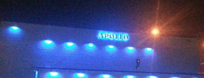 Apollo Cafe Bistro is one of Orte, die Resul gefallen.