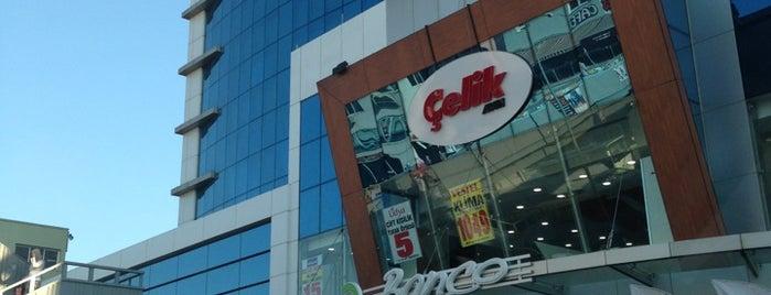 Banco is one of Tempat yang Disimpan Gül 🌹.