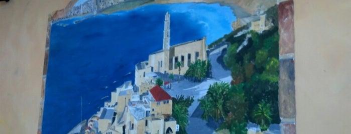 Little Tel-Aviv is one of Lieux sauvegardés par Hillman.