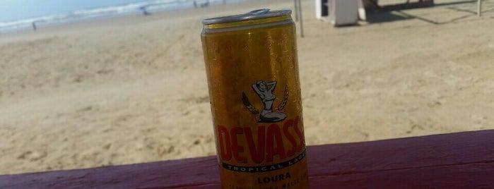 Oceanic Beach Bar is one of Tempat yang Disukai Flavio.