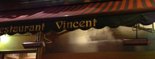 Restaurant Vincent is one of Bruxells.