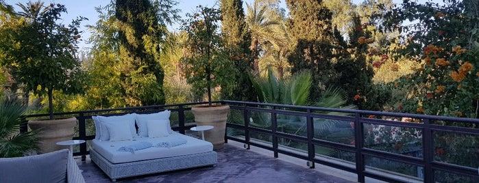 Dar Rhizlane Hotel Marrakech is one of Guy 님이 좋아한 장소.