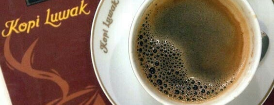 Kopi Luwak is one of Favorite Food.
