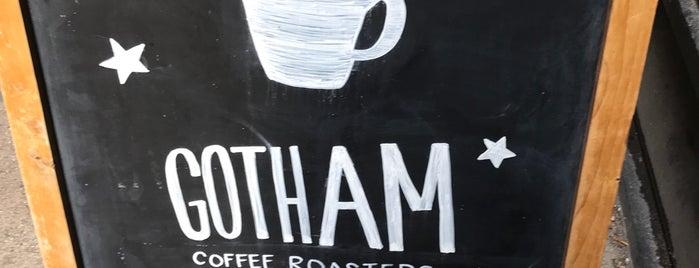 Gotham Coffee Roasters is one of NYC: Flatiron/Union Sq.