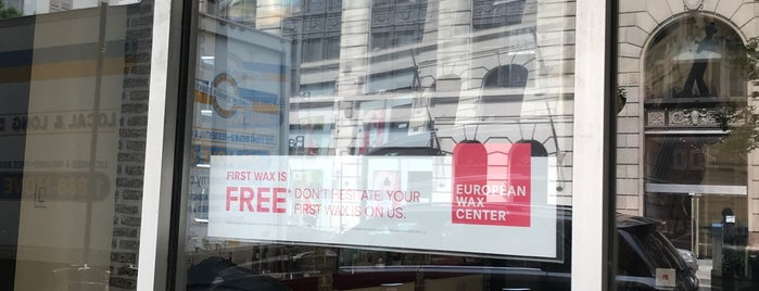European Wax Center is one of meighanさんのお気に入りスポット.
