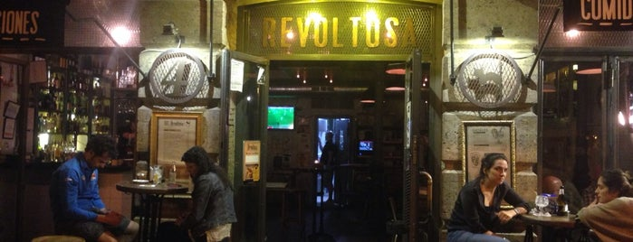 Revoltosa is one of Madrid.