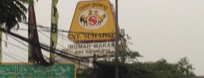 Ayam Goreng Ny. Suharti is one of Jakarta restaurant.
