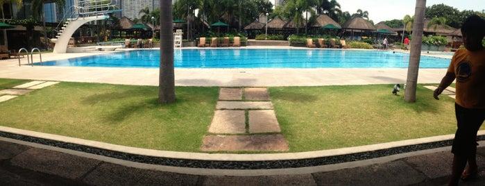 Manila Polo Club is one of สถานที่ที่ Shank ถูกใจ.