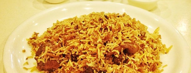 Ammi's Biryani is one of Ashwin's Liked Places.