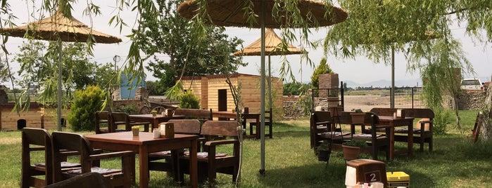 Doğala Dönüş Yöresel Kahvaltılar Ve Mangal Bahçesi is one of Küçükkuyu.