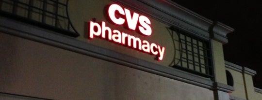 CVS pharmacy is one of Posti che sono piaciuti a Rob.
