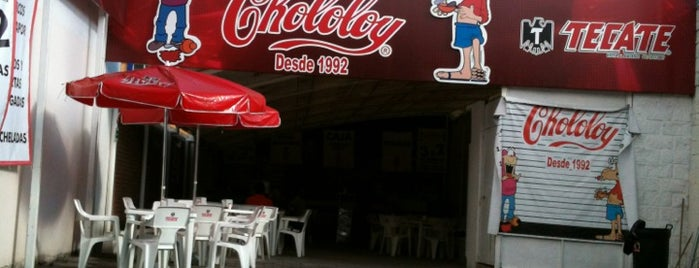 El Chololoy is one of สถานที่ที่ Andre ถูกใจ.