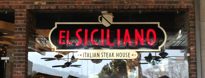 El Siciliano is one of Eat like a king (or Queen).