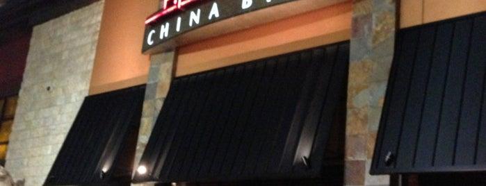 P.F. Chang's is one of Orte, die Crystal gefallen.