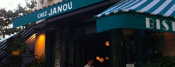 Chez Janou is one of restos.