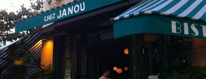 Chez Janou is one of restos.