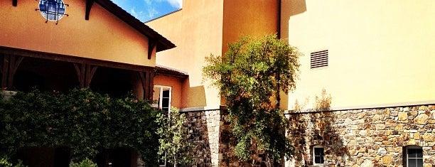 Silverado Vineyards is one of Napa Valley Favorites.