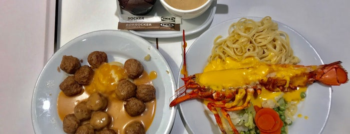 Ikea Restaurant is one of My 3rd to-eat list.