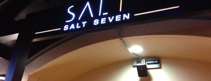 Salt7 is one of Boca Raton.