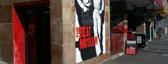 The Beat Museum is one of San Francisco.