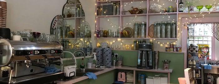 Mary's Milk Bar is one of Edinburgh.
