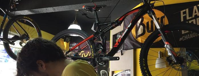 Vivo Bikes is one of Tempat yang Disimpan Oscar.