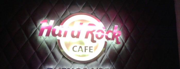 Hard Rock Cafe Buenos Aires is one of El buen comer.