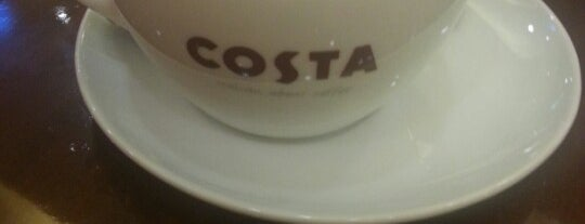 Costa Coffee is one of Gastronomy.