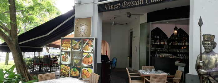 Shabestan is one of Micheenli Guide: Uncommon cuisines in Singapore.