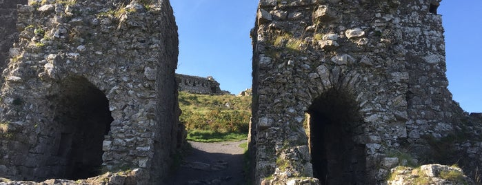 The Rock of Dunamaise is one of To-visit in Ireland.
