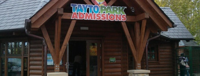 Tayto Park is one of In Dublin's Fair City (& Beyond).