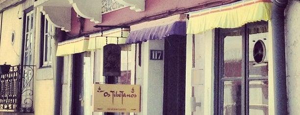 Os Tibetanos is one of Lisbon.