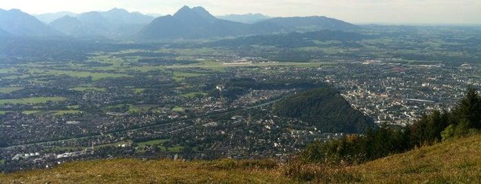 Gaisbergspitze is one of Salzburg.