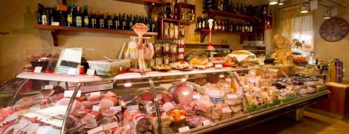 La Vecchia Salumeria is one of Alyssaさんのお気に入りスポット.