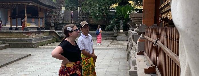 Pura Penataran Sasih, Pejeng is one of Enjoy Bali Ubud.