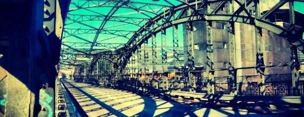 Hackerbrücke is one of Around The World: Europe 4.
