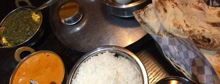 Anjappar Authentic Chettinadu Restaurant is one of Lugares favoritos de Sri.
