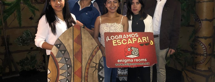 Enigma Rooms is one of Locais curtidos por Victor.