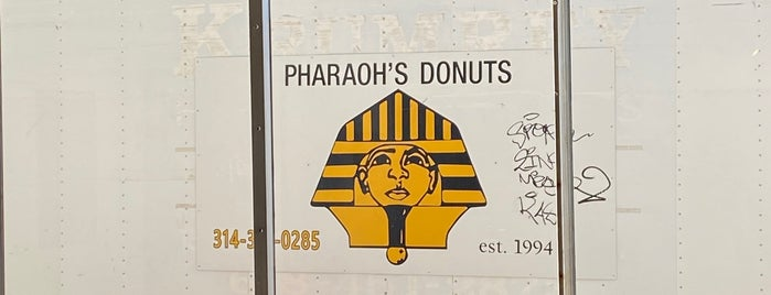 Pharaoh's Donuts is one of Bakery.