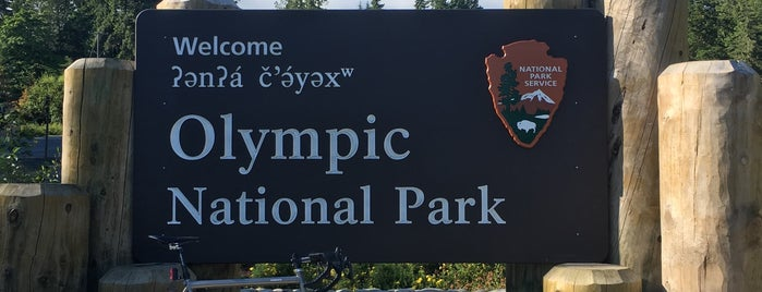 Olympic National Park Visitor Center is one of Posti che sono piaciuti a Cusp25.