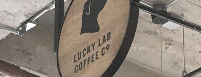 Lucky Lab Coffee Co. is one of ATX Coffee & Tea Shops.