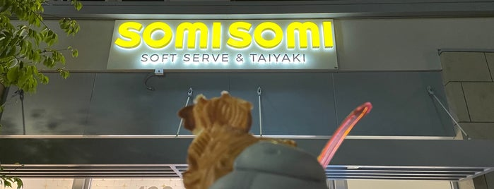 Somisomi is one of San Francisco 3.