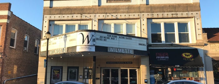 Wilmette Theatre is one of Wilmette.