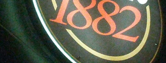 Cafe Vergnano 1882 is one of Lugares guardados de Queen.