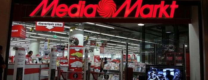Media Markt is one of สถานที่ที่ Serhan ถูกใจ.