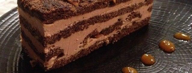 Privé de Dessert is one of restos etc.