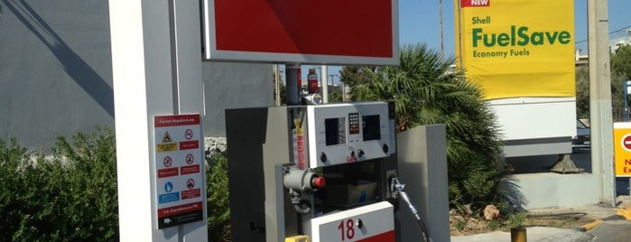 Gas Stations with LPG